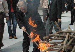 Rize'de nevruz kutlaması İZLE