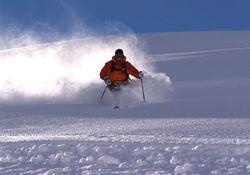 Dünyaca ünlü kayakçılar Rize'de