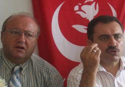 Trabzon BBP'de şok gözaltı