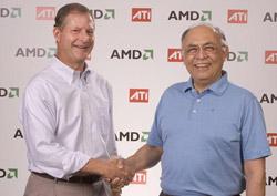 AMD, ATI'nin alınmasını tamamladı
