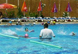 Rize'de su sporları için çalışma
