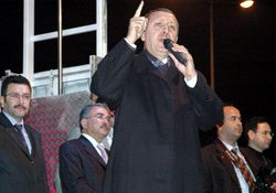 Başbakan Trabzon'da konuştu