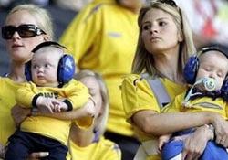 Maçlar bayan ve çocuklara bedava