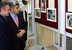 Hemşin resimleri sergisi açıldı