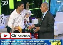 Memoğlu Kanal7'de kırdı geçirdi