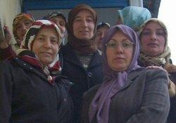 Ak Partili kadınlar seçim startı verdi