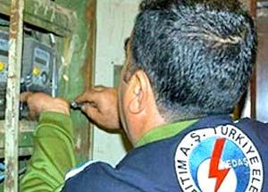Vatandaşa Kaçak Elektrik Faturası
