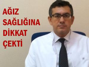 AĞZINIZ HASTALIKLARINIZI ELE VERİYOR!