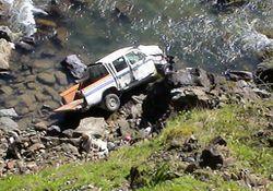 Çamlıhemşin'de kaza: 4 yaralı