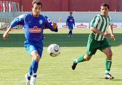 Pazarspor Kırşehir berabere:1-1