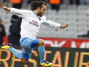 Olcan, 40 yıllık Trabzonsporlu gibi oynadı!