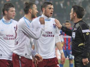 Trabzonspor'a Karabükspor çelmesi!