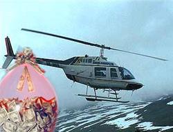 Kürdistan(!)'a helikopterle para!