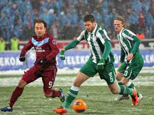 Trabzonspor geleneği bozmadı, seriyi sürdürdü