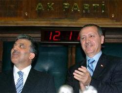 Ak Parti Abdullah Gül dedi