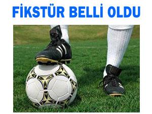 Futbolda 2 ve 3. Lig fikstürleri çekildi