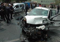 Rize'de feci kaza: 7 yaralı