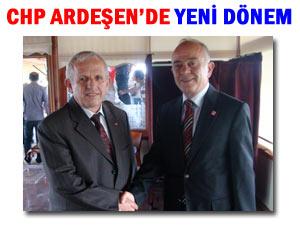 CHP Ardeşen'de iki listeyle kongre yaptı