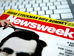 Newsweek sadece internette yayınlanacak