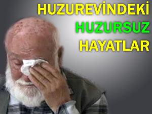 Mehmet Dede'nin huzurevindeki huzursuzluğu