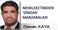 MEMLEKETİMDEN 'DİNDAR' MANZARALARI