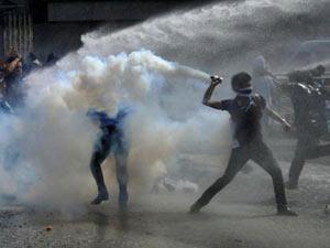 İşte biber gazının zararları