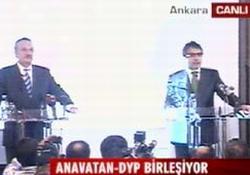 DYP ve Anavatan gitti DP geliyor!