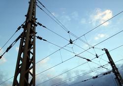 Rize'de elektrik direği hırsızlığı!