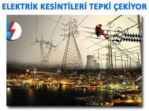 Elektrik kesintileri neden kaynaklanıyor?