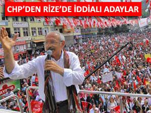 CHP'nin ilçe belediye başkan adayları açıklandı