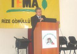 Hemşin'de ekoturizm konferansı