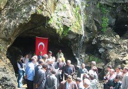 Rize mağara turizmine sarıldı!