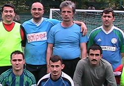 Gazeteciler Gençlik Spor'a acımadı