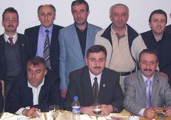 Rize Esnaf Odalar Birliği toplandı