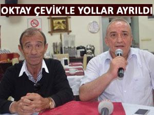 Ardeşen'de Oktay Çevik devri başlamadan bitti!