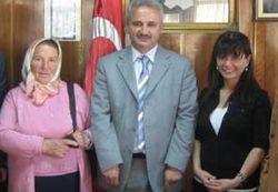 Hülya Polat Çayeli Belediyesi'nde
