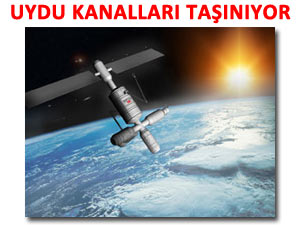 TV kanalları bu gece Türksat 4A'ya taşınıyor
