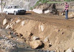 Rize Erzurum yolu ulaşıma açıldı