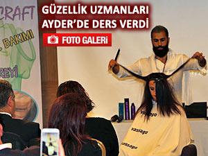 Usta eller Ayder'deki eğitim seminerine katıldı