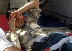 Rize'de bıçaklı saldırı: 1 yaralı