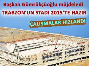 Trabzonspor gelecek yıl sezonu Akyazı'da açacak