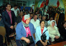 MHP Pazar'da toplandı