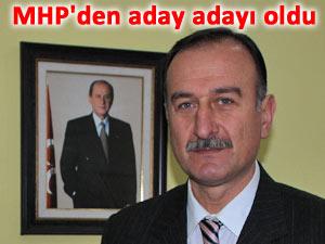 MHP'DE PAZARLI MİLLETVEKİLİ ADAY ADAYI