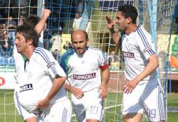 Rize Konya'yı 1-0'la geçti