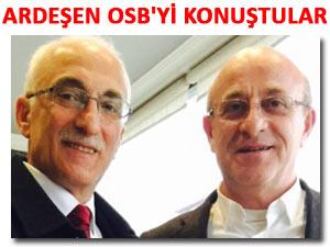 Halıcı, Ardeşen TSO'da OSB konusunu görüştü