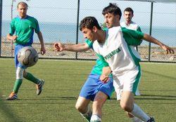 Pazar Köyler arası futbol şenliği 3