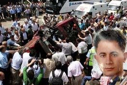 Trabzon'da feci kaza: 1 ölü