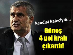 KENDİ KALECİYDİ AMA 4 GOL KRALI ÇIKARDI!
