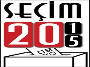 2015 SEÇİM SONUÇLARI AN BE AN BURADA