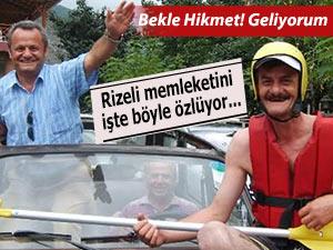 MEMLEKET ÖZLEMİ İŞTE BÖYLE BİR ŞEY...